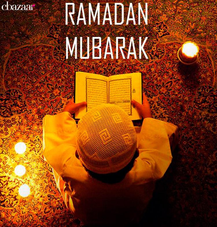 Ramadan Mubarak – Eid Mubarak