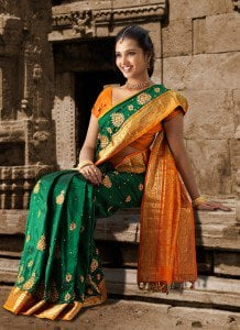 Silk Saree Care & Maintenance