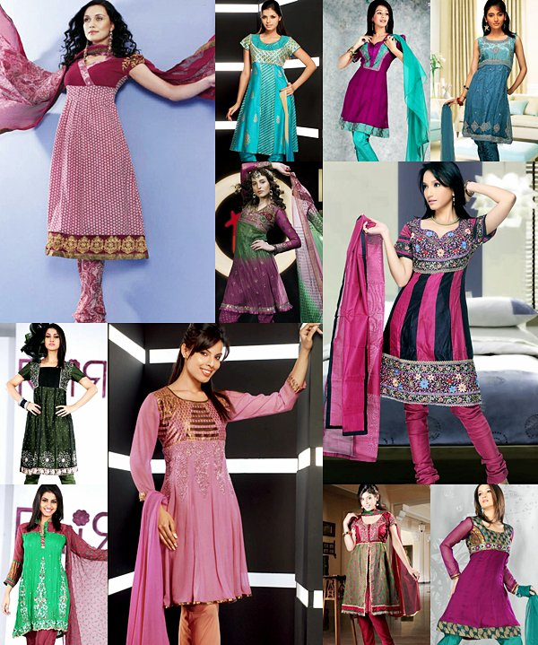 Gorgeous Designer Anarkalis For Navratri
