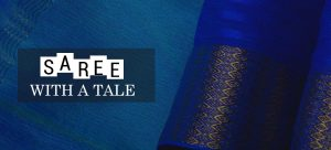 saree with tale