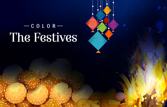 Color the Festives