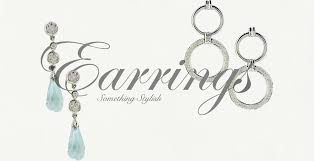 Earrings accentuate your face shape, choose them carefully
