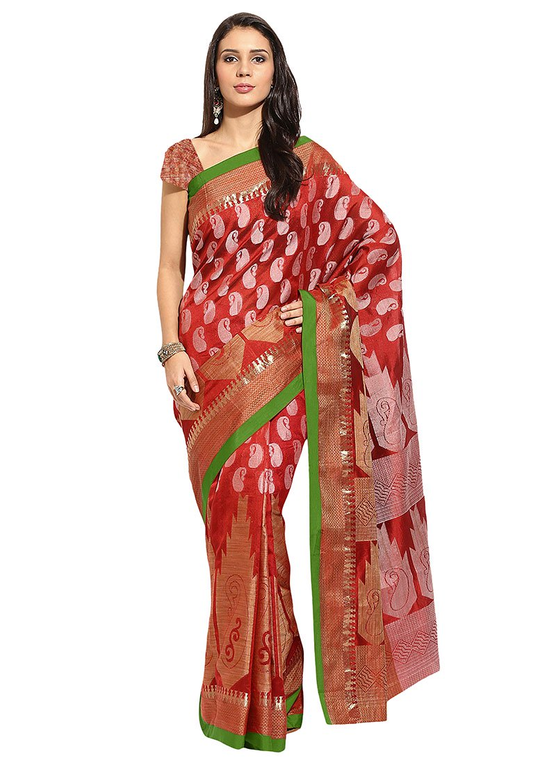 red-bhagalpuri-silk-paisley
