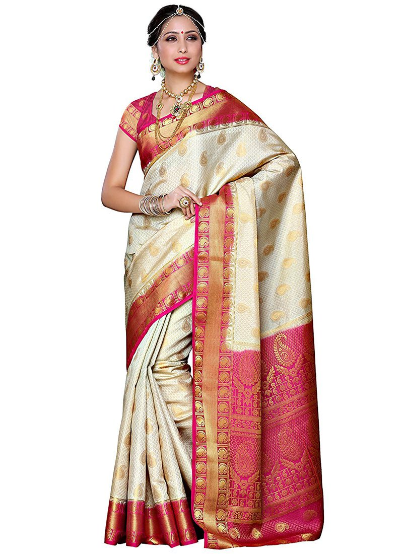 Kanjeevaram Saree: A must-have for every Indian woman