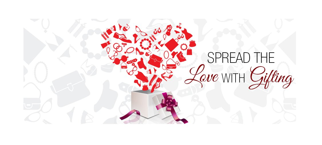 Spread The Love With Gifting