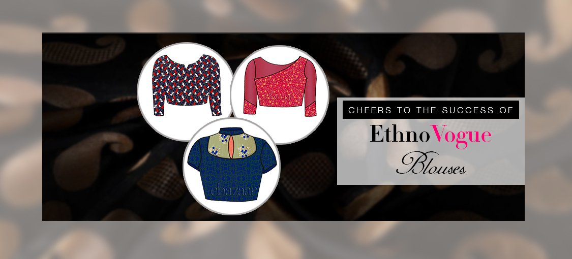 Cheers to the Success of EthnoVogue Blouses