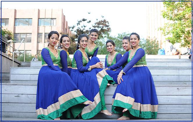 Indian dance company