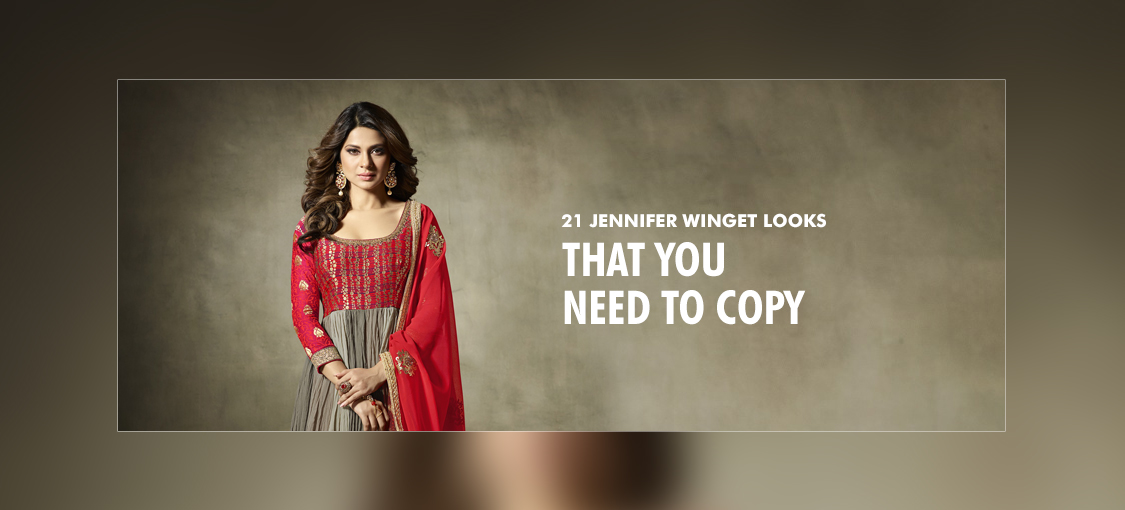 21 Jennifer Winget Looks That You Need To Copy