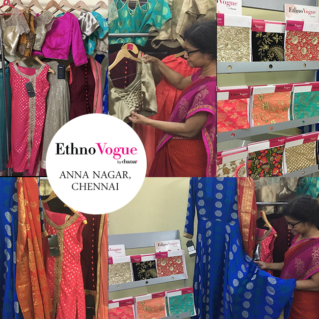 Annar Nagar EV stores