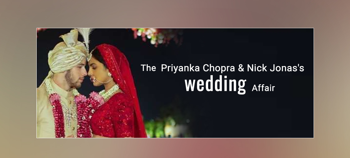 Priyanka Chopra And Nick Jonas Wedding Affair