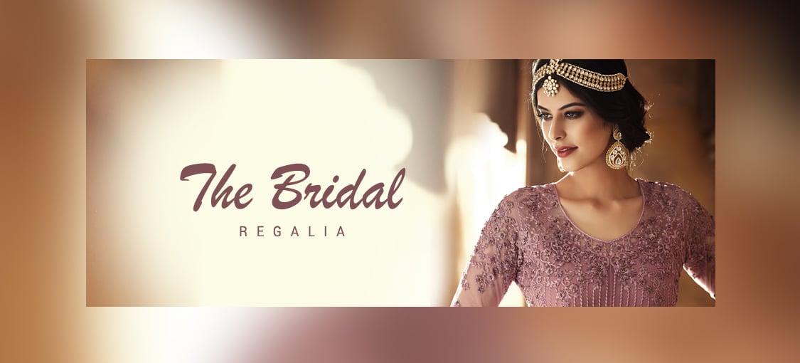 The Bridal Regalia