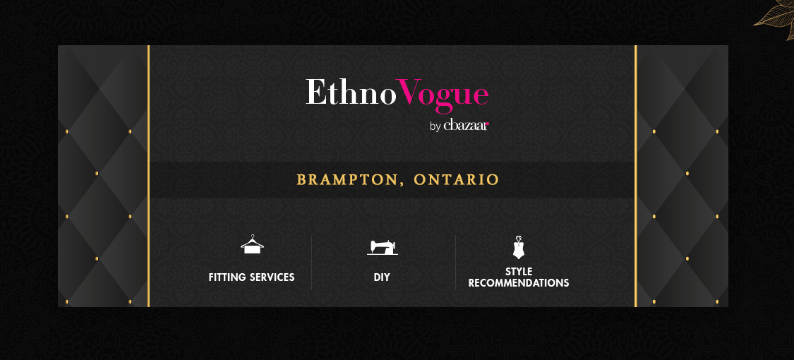 EthnoVogue Store – Brampton, Ontario,Canada