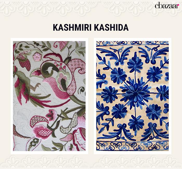 Kashmiri-Kashidai