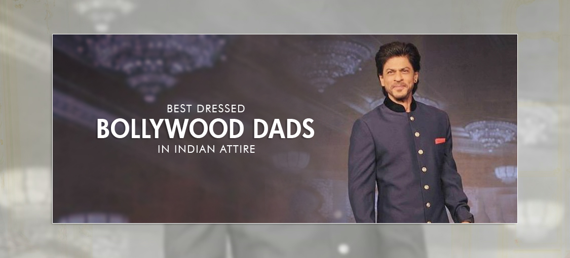 Best Dressed Bollywood Dads In Indian Attire