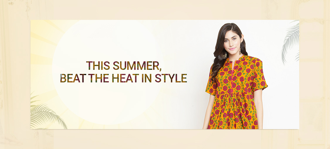 This Summer, Beat the Heat in Style