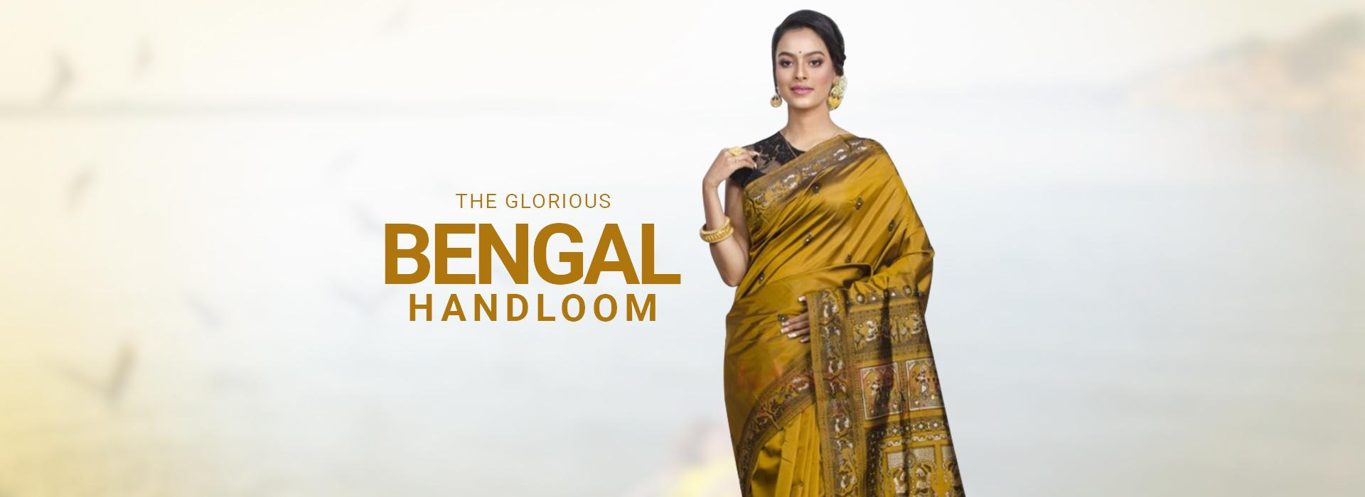 The Glorious Bengal Handloom