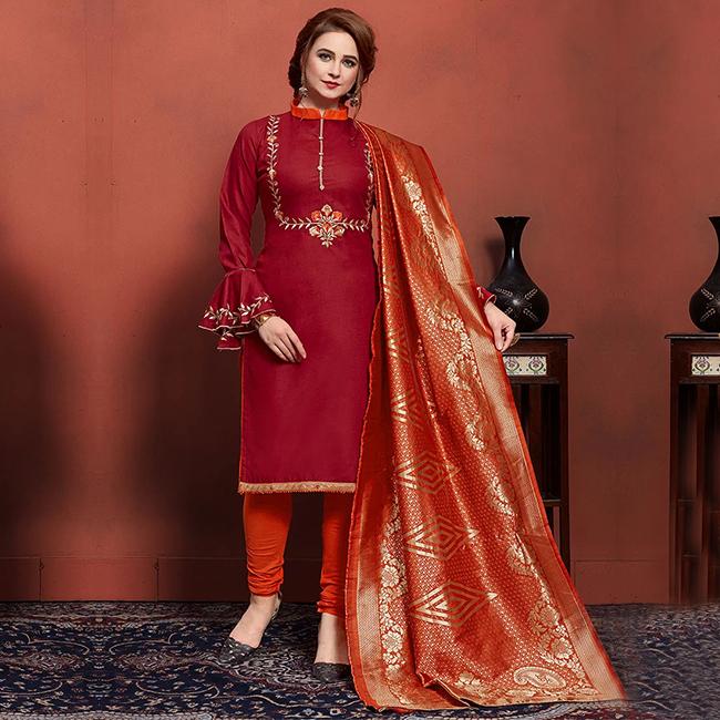 Charming Churidar Suits
