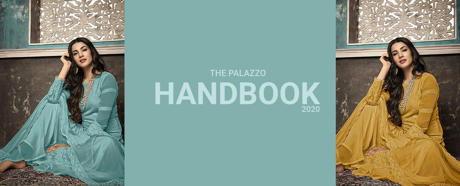 The Palazzo handbook 2020