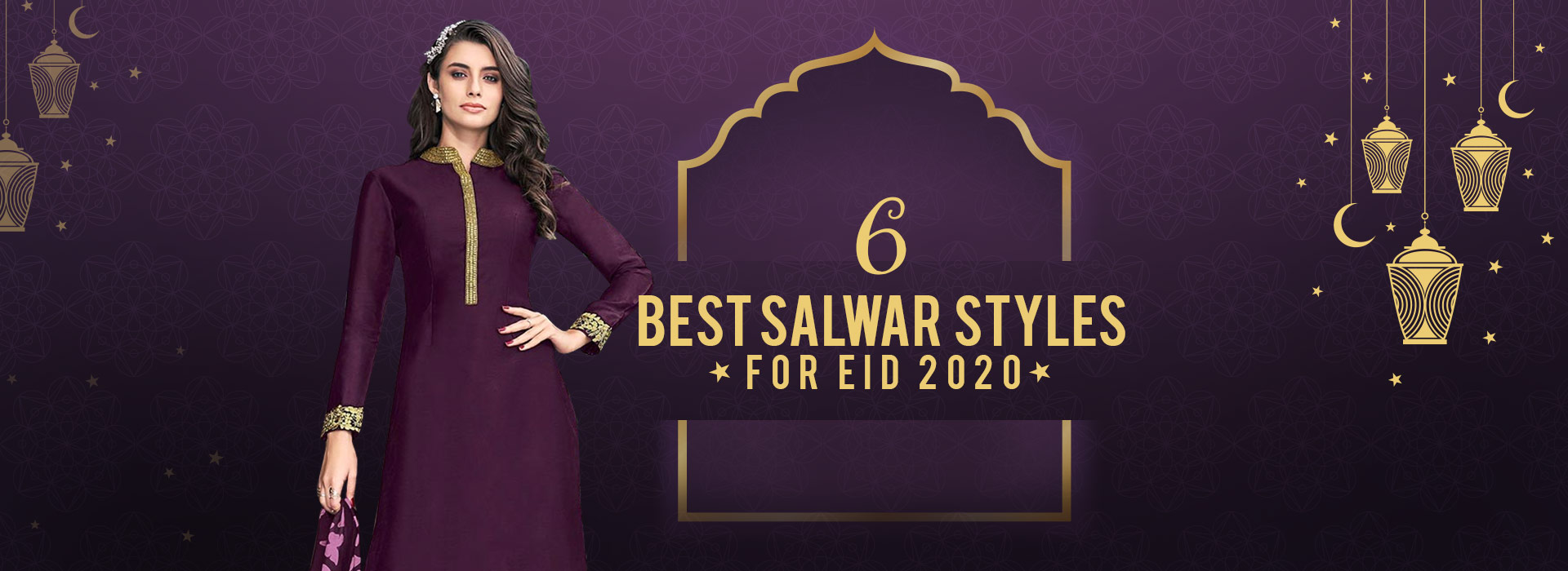 6 Best Salwar Styles for Eid 2020