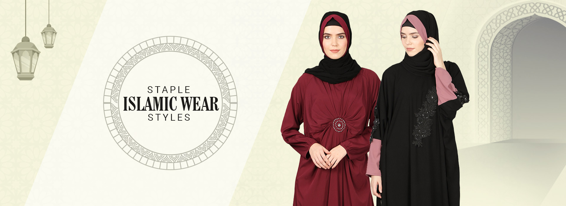Staple Islamic Wear Styles