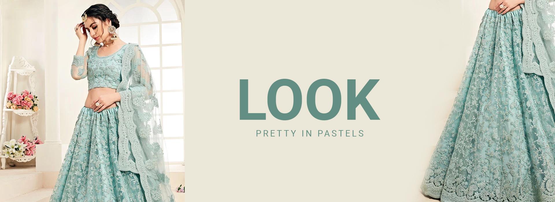 Look Pretty in Pastels