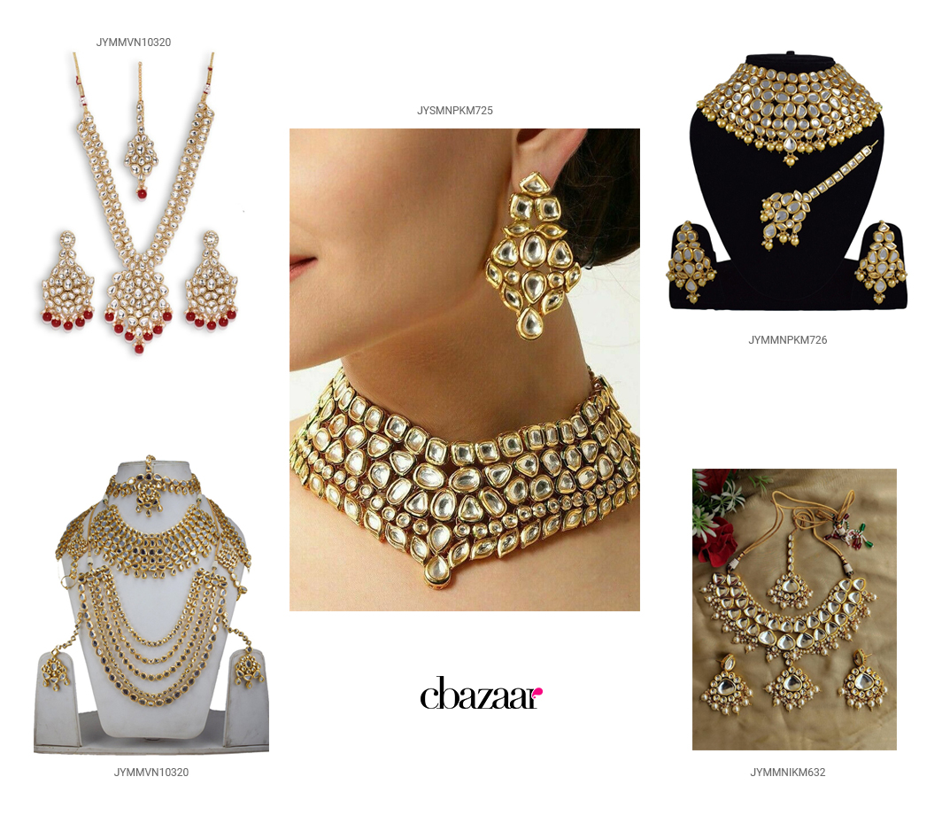Gallant Kundan Jewels