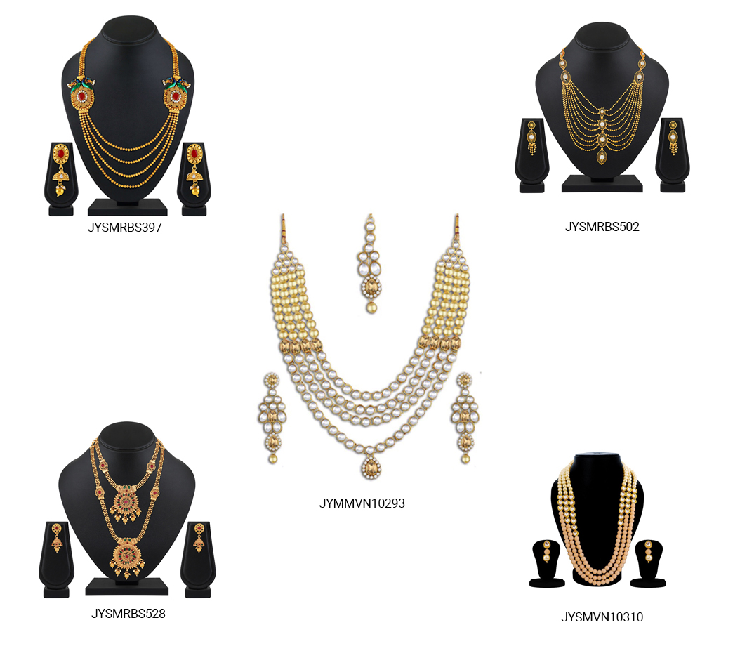 Layered necklaces - For the Queens