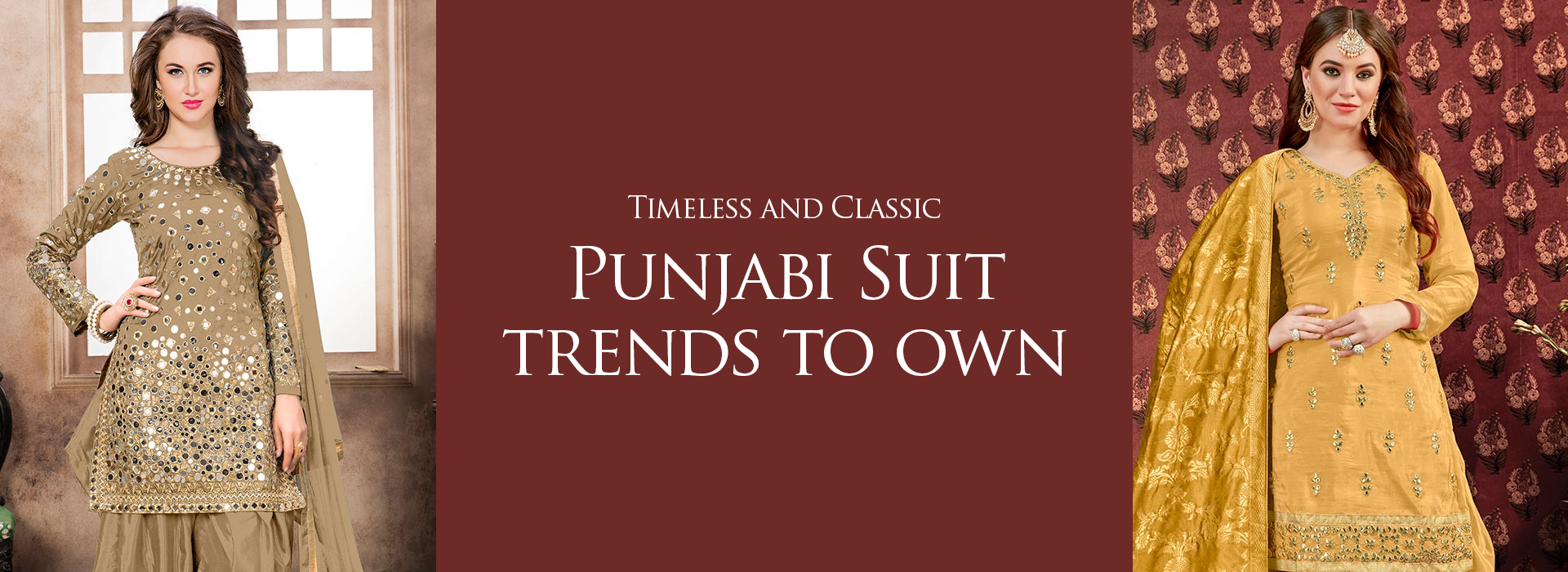 Timeless and Classic Punjabi Suit Trends To Own
