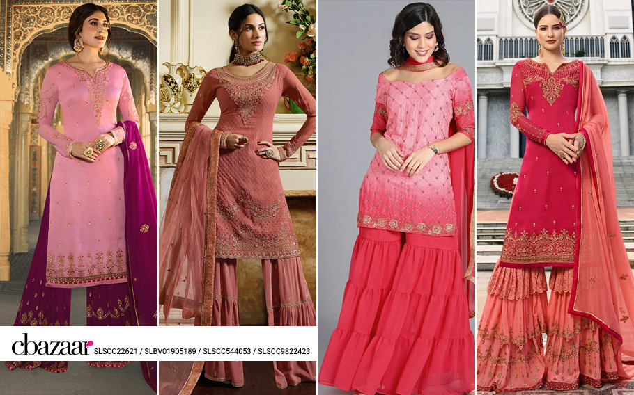 Classic Sharara Suits