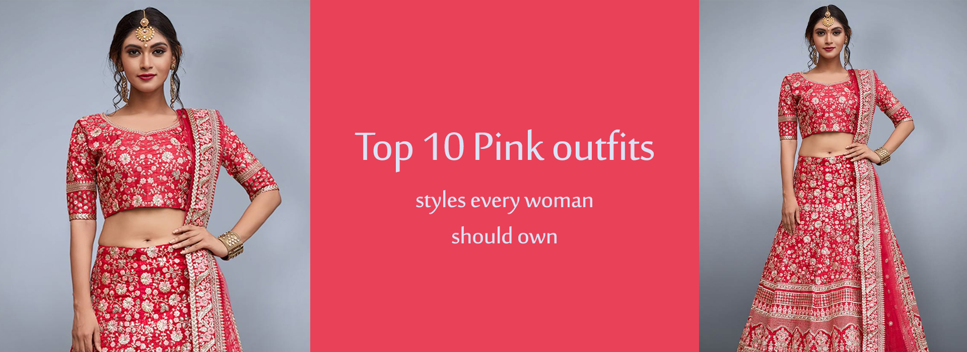 Top 10 Pink Outfits Styles Every Woman Should Own