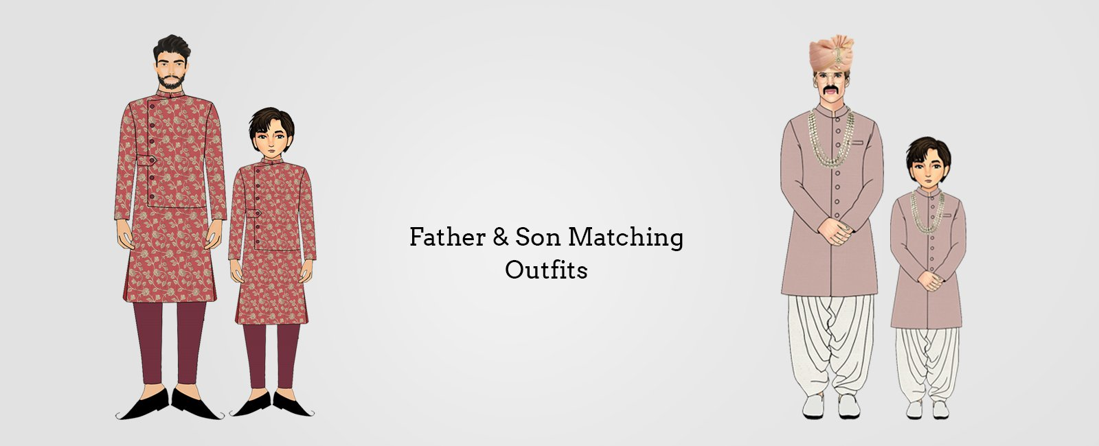 Father & Son Matching Outfits